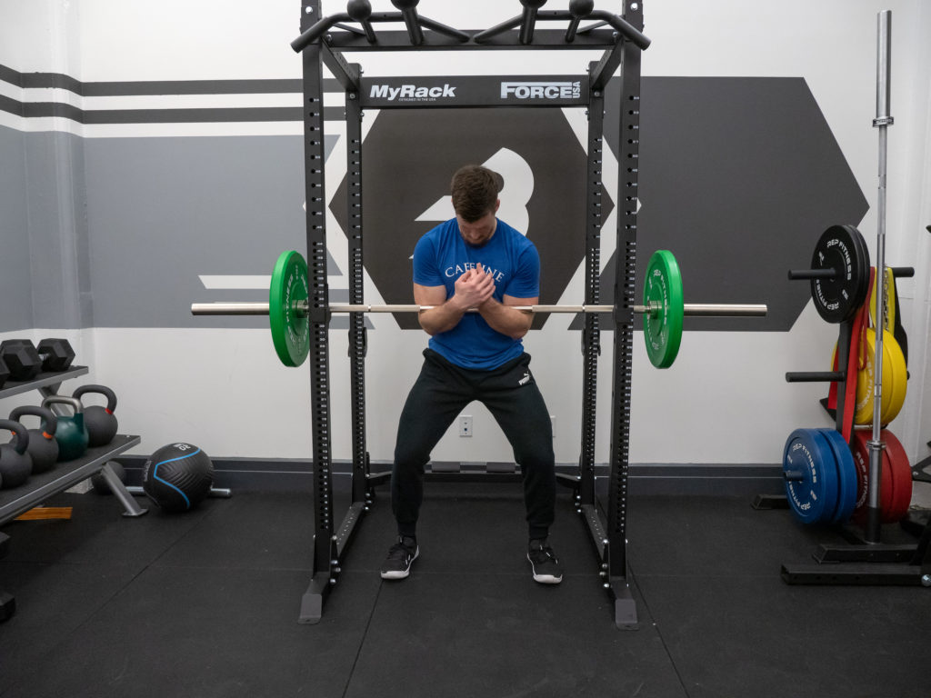 Zercher Squat Exercise Guide