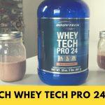 BodyTech Whey Tech Pro 24