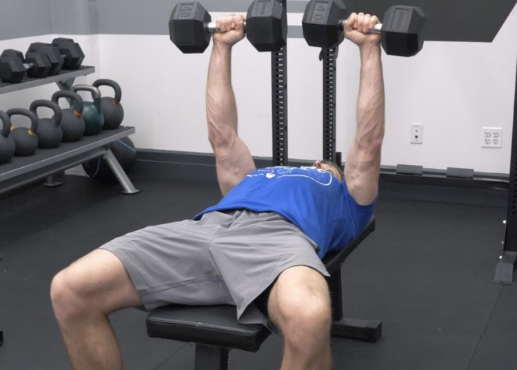Dumbbell Bench Press Ultimate Guide