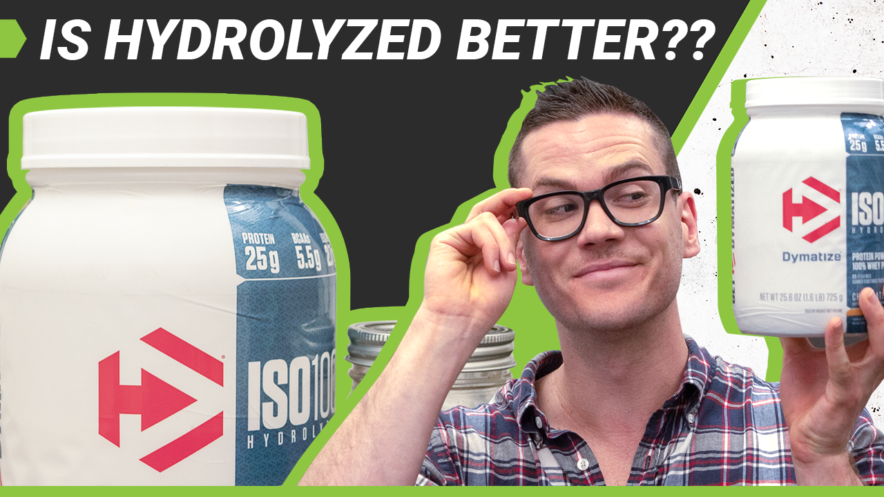 iso 100 hydrolyzed whey protein review