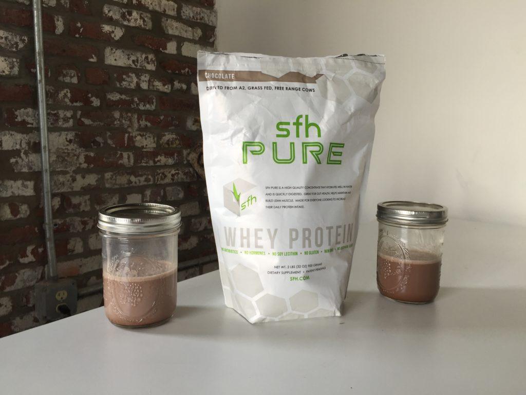 SFH Protein Price and Taste