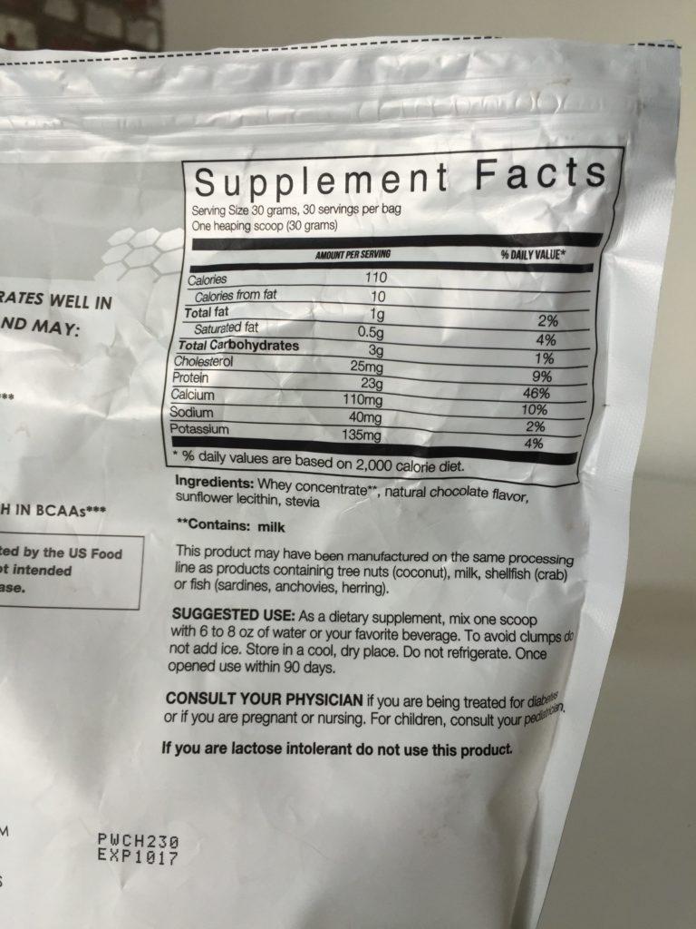 SFH Protein Ingredients