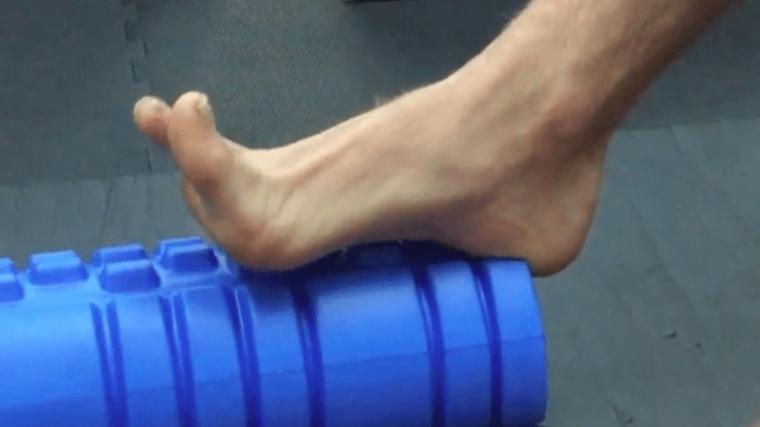 Restricted Heel Achilles Release