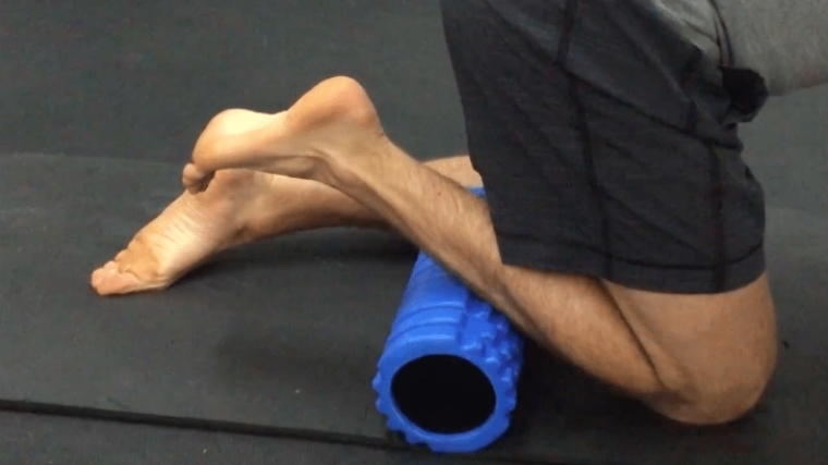 Roller Restricted Shin Release