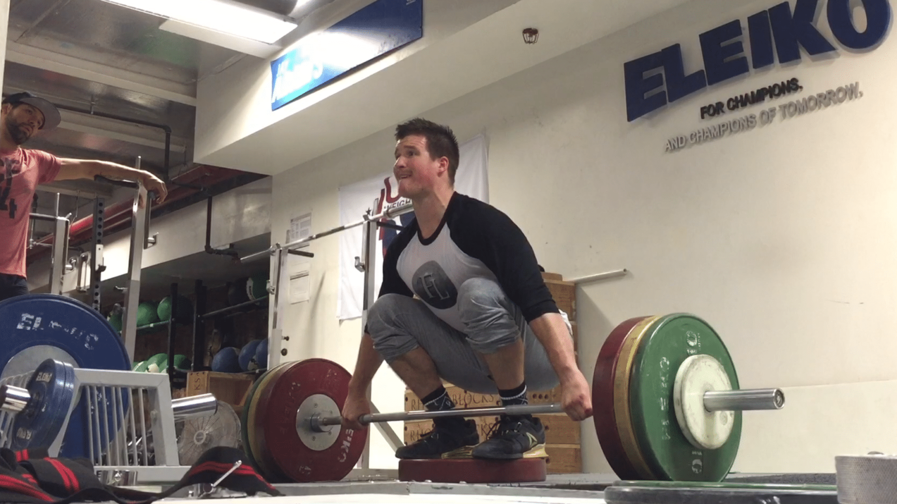 2d72193c6939 The Snatch Pull - Technique and Training Considerations - BarBend
