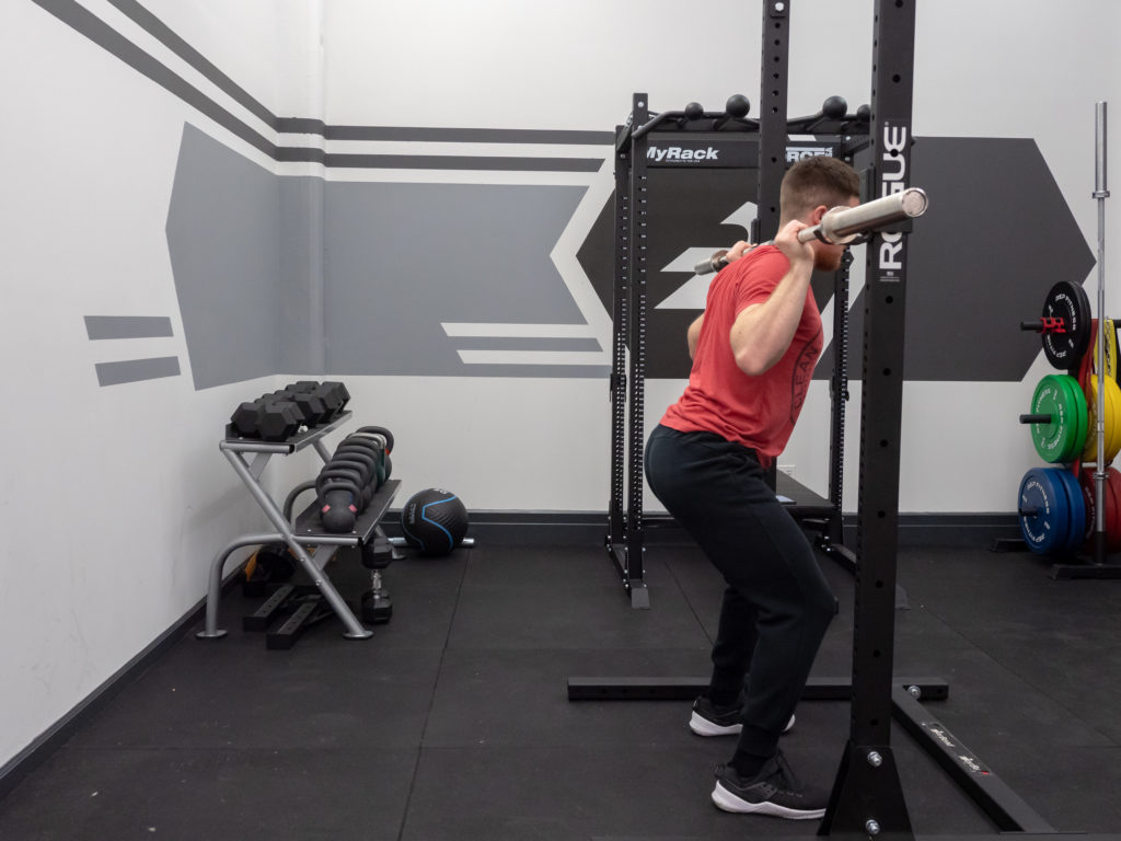 Back Squat Exercise Guide – Proper Form and Muscles Worked