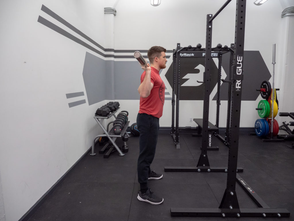 6 Squat Variations to Use When Barbell Back Squatting is Not an Option
