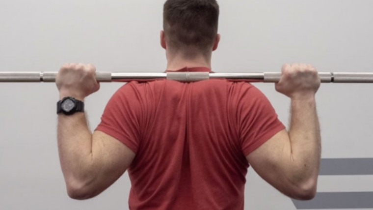 Back Squat - Set Your Grip