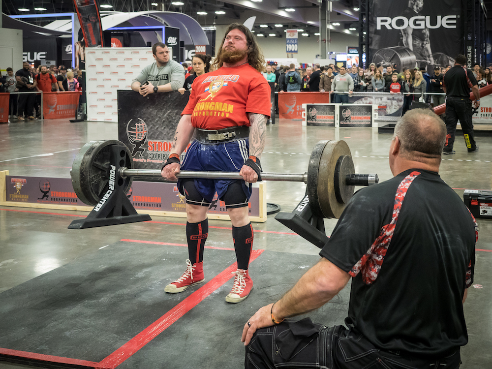 Rep Ranges for Strongman: How to Train for Speed, Strength