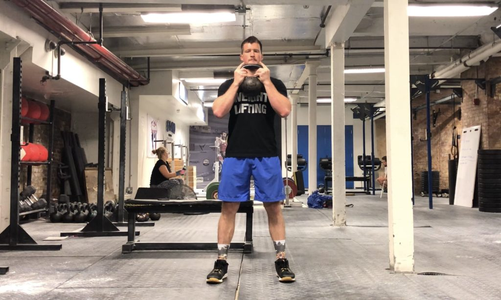710e1db9d1efeb Kettlebell Goblet Squat - Exercise Guide and Benefits - BarBend