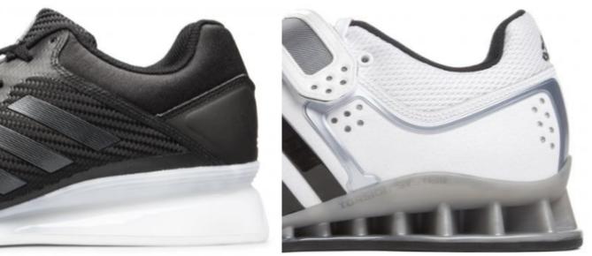 Adidas Leistung 16 II Vs. Adidas AdiPower Heel Height