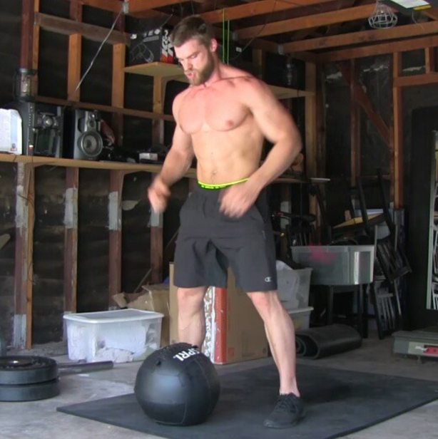 09d31b30d0e71 Medicine Ball Slam Alternatives - BarBend