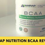 AMRAP Nutrition BCAA