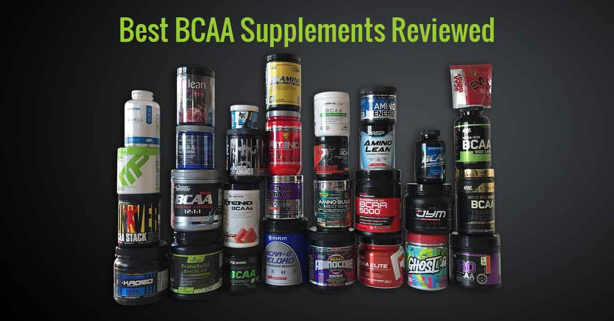 9 Best Reviewed Bcaa Supplements 2019