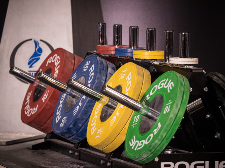 Plates for weightlifting