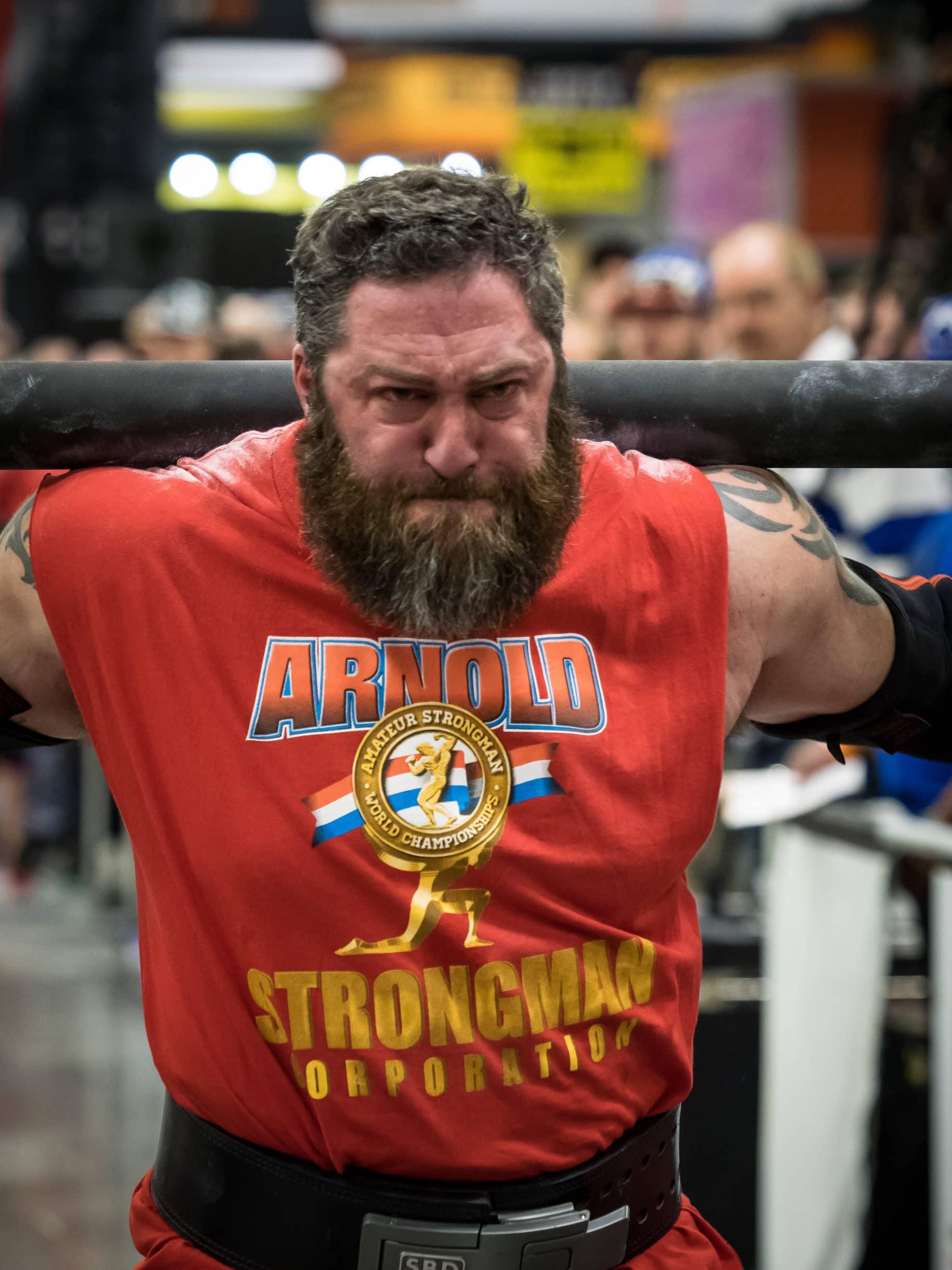 How Can Desk Jockeys Compete Against Career Strongmen? - BarBend