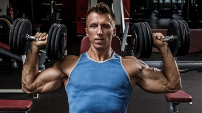 Powerbuilding workout program
