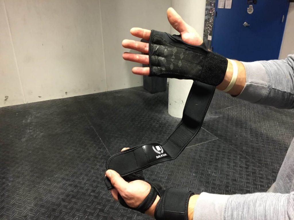 MAVA Cross Training Lifting Glove Versatility