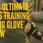 MAVA Cross Training Lifting Glove