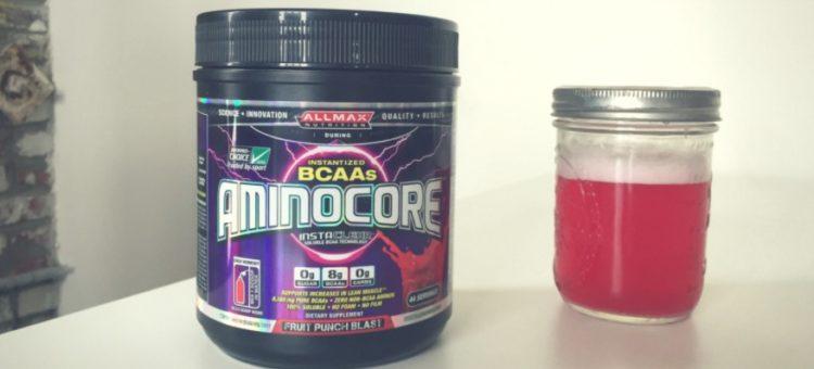 allmax aminocore