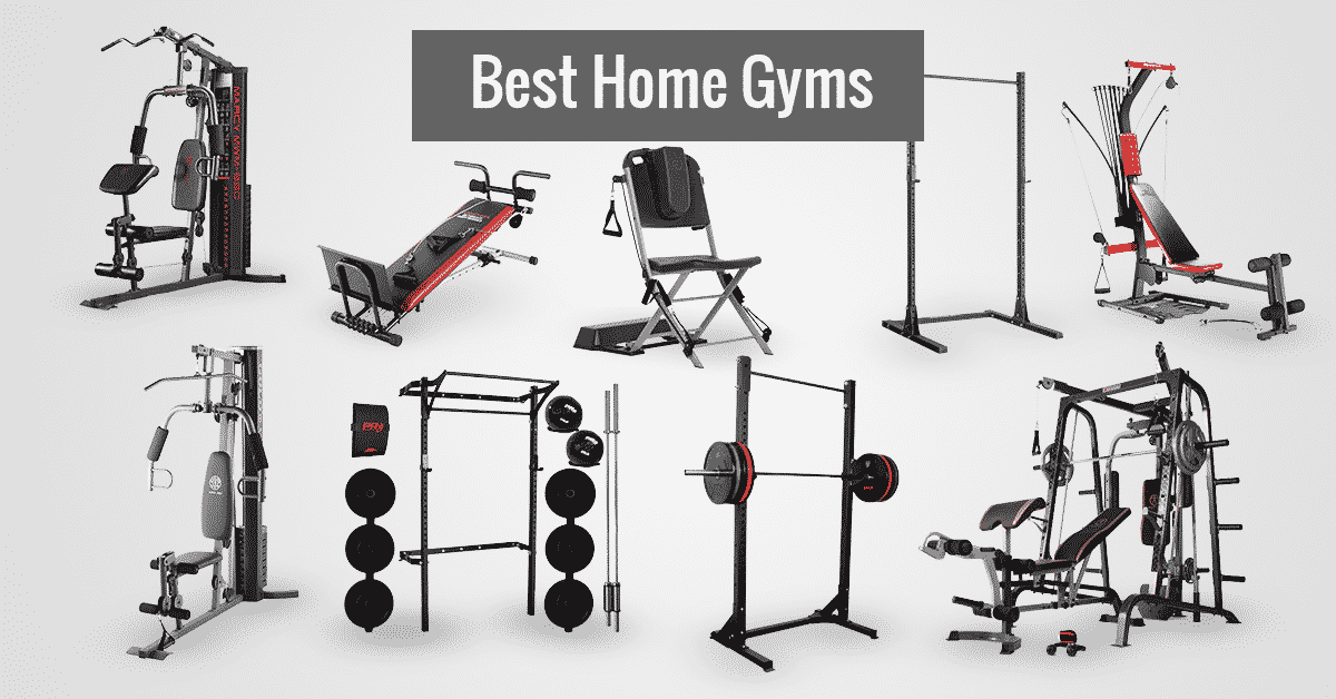 Top 12 Best Home Gyms Ultimate 2020