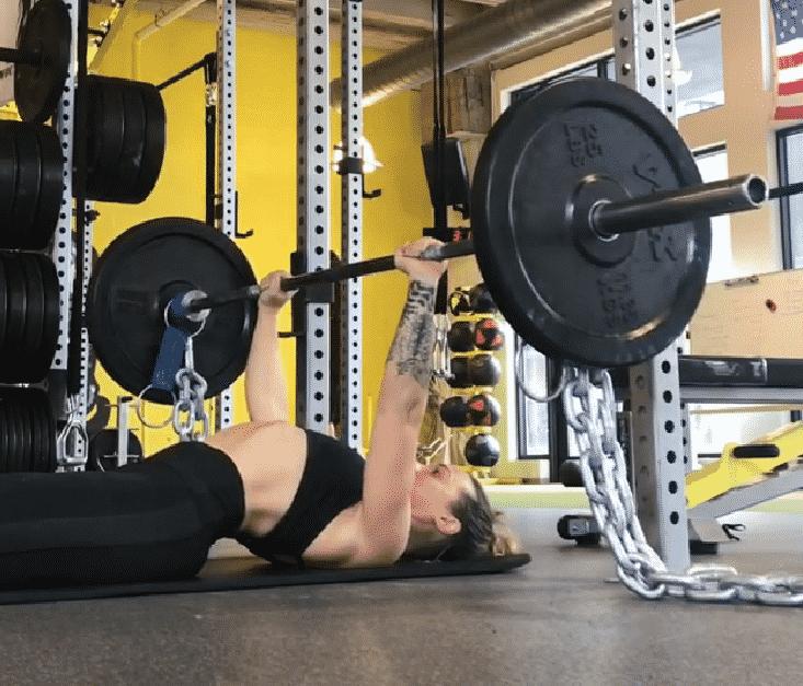 5 Benefits of the Floor Press - BarBend