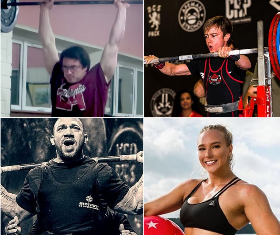 How 7 Elite Powerlifters and Weightlifters Warm Up for
