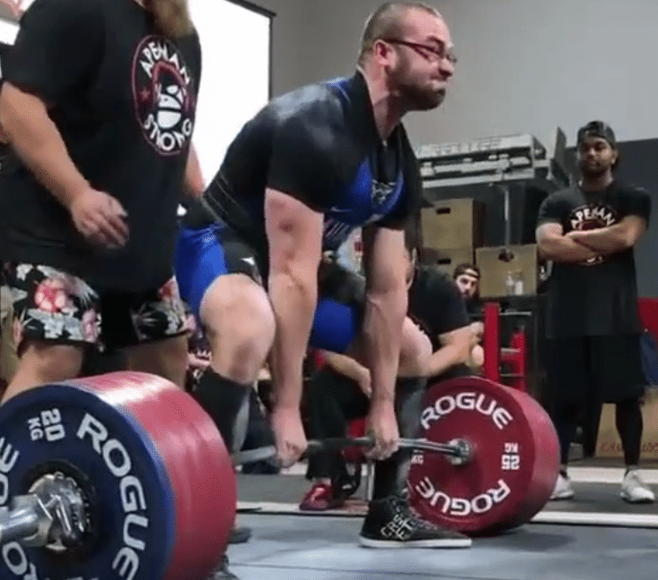 Cailer Woolam Deadlifts 928lbs and Pushes World Record Further - BarBend