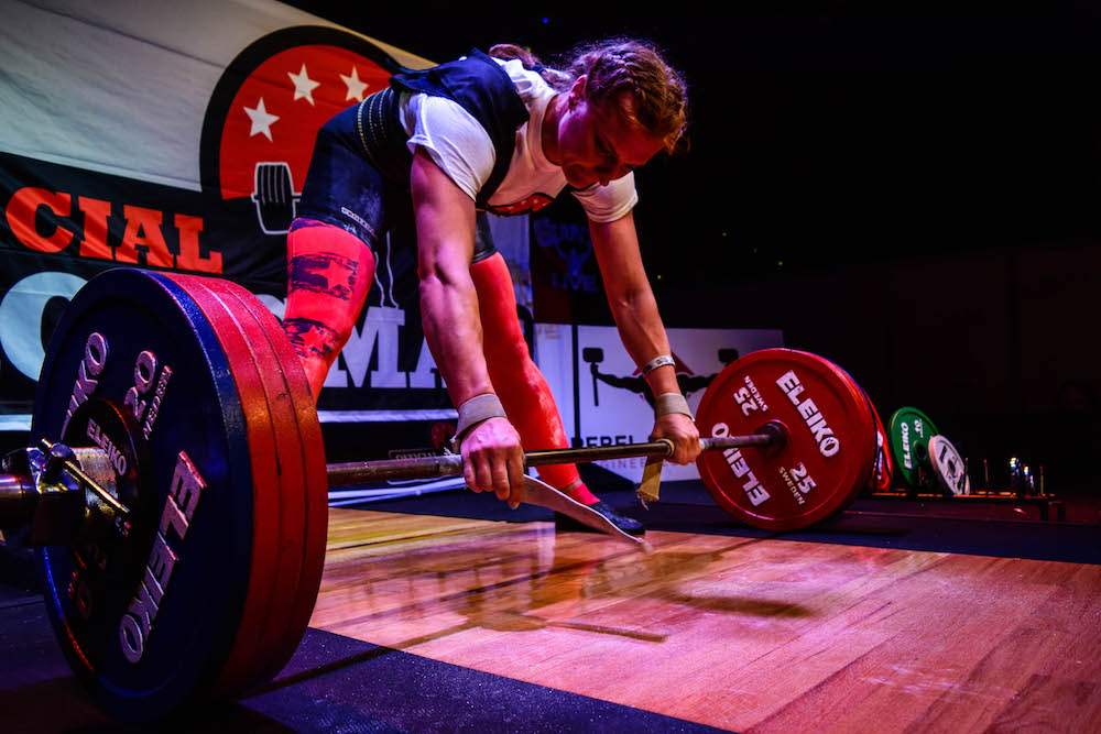 8644846552bc When to Use Straps in Powerlifting and Strongman - BarBend
