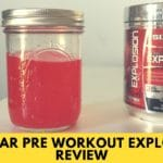 Six Star Pro Nutrition Pre-Workout Explosion