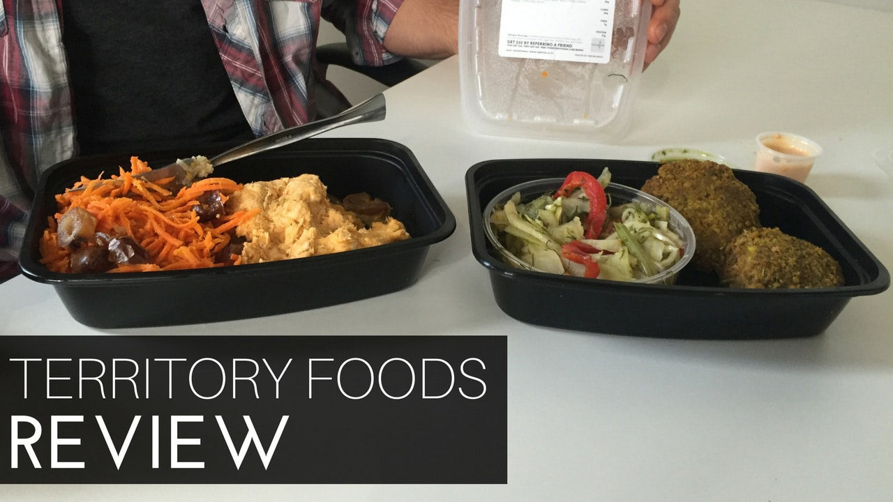 Territory Foods Meal Service Review Barbend