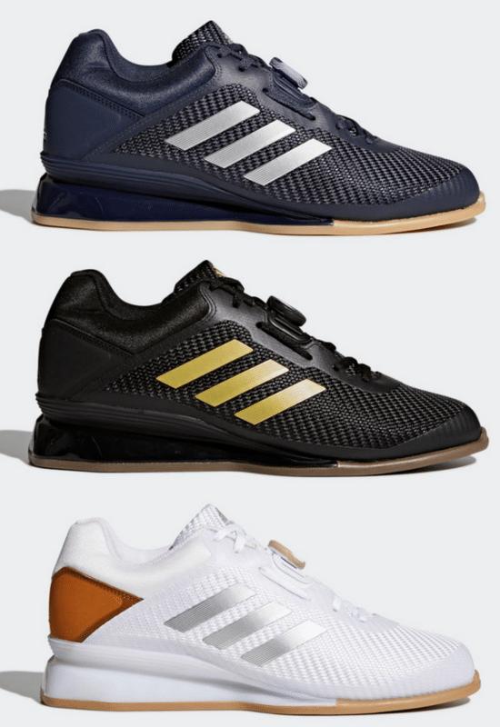 promo code 90b88 03176 Adidas Leistung 16 II Colorways