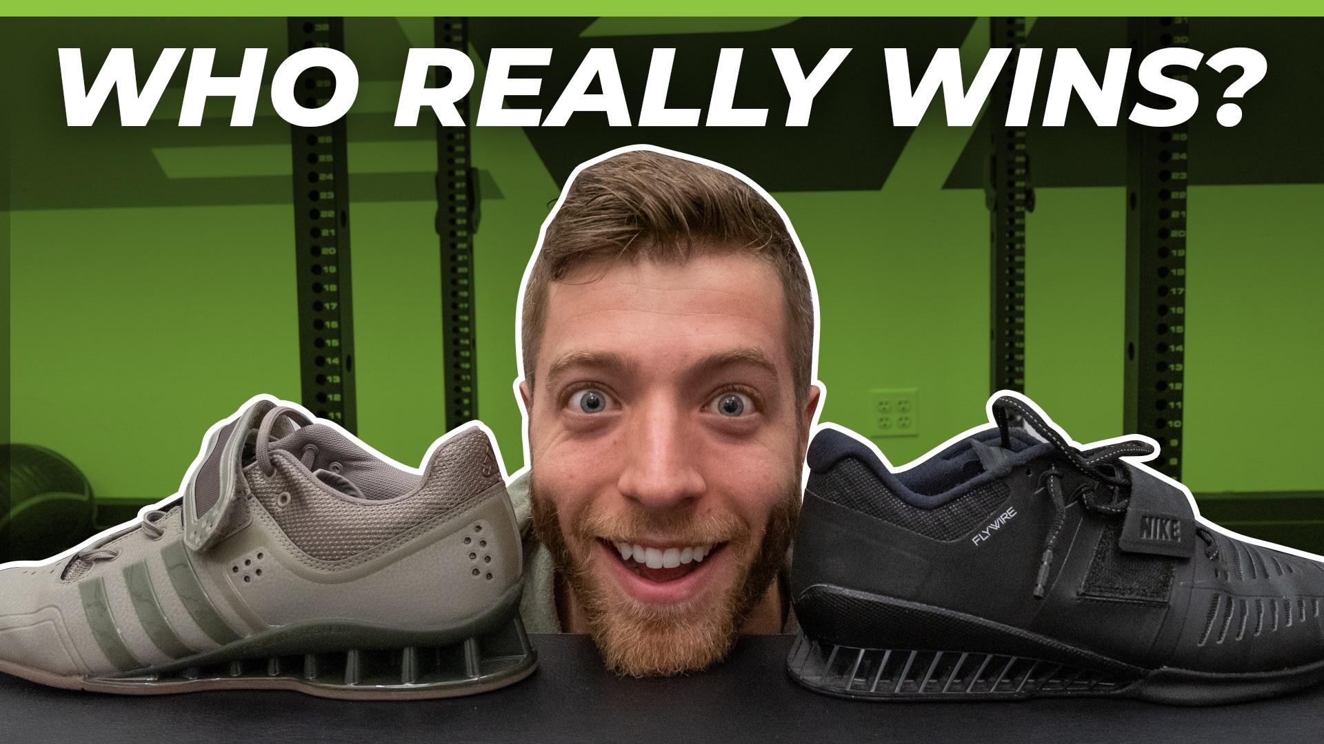 15009ade387a Nike Romaleos 3s Vs. Adidas AdiPower - BarBend