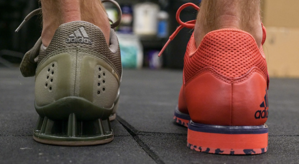 Adidas AdiPower Vs. Adidas Powerlift 3.1 - BarBend