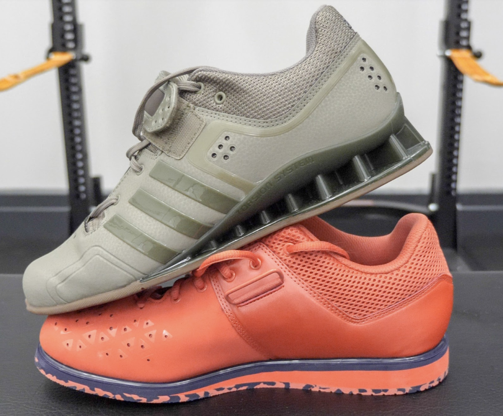 desinfectante cocaína Chaise longue  Adidas AdiPower Vs. Adidas Powerlift 3.1 - BarBend