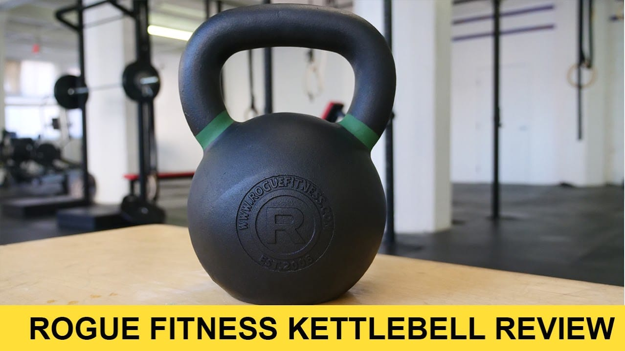 Rogue Fitness Kettlebell Review — The Right Grip? - BarBend