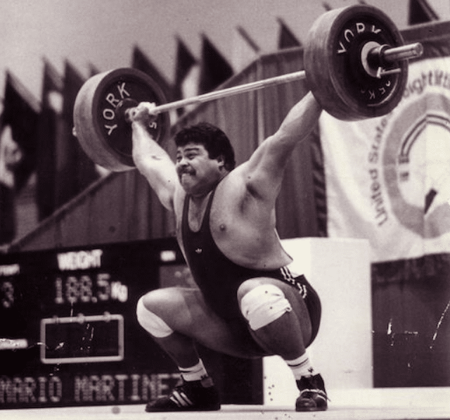 Mario Martinez, Three-Time Olympian and 1984 Silver Medalist