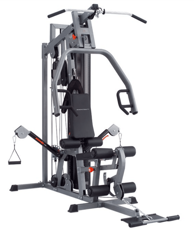 Bodycraft xpress pro home gym review barbend
