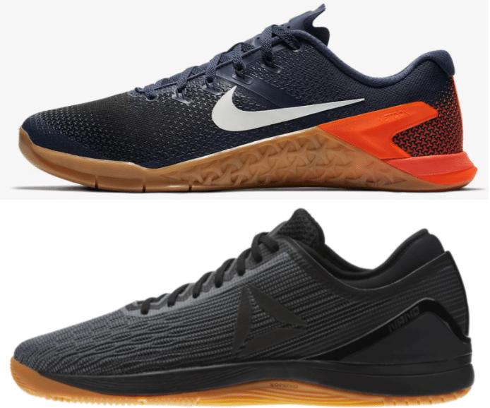 9c6c93966316 Nike Metcon 4 Vs. Reebok CrossFit Nano 8 Flexweave - BarBend