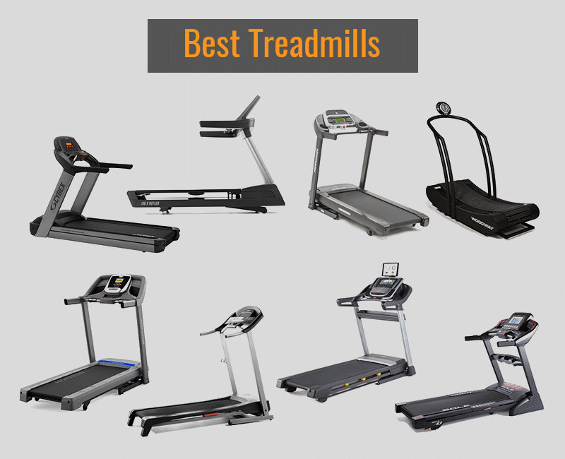 Best treadmills of top brands for home runners