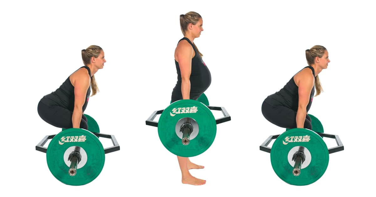 3 Common Myths of Pregnancy and Strength Training - BarBend