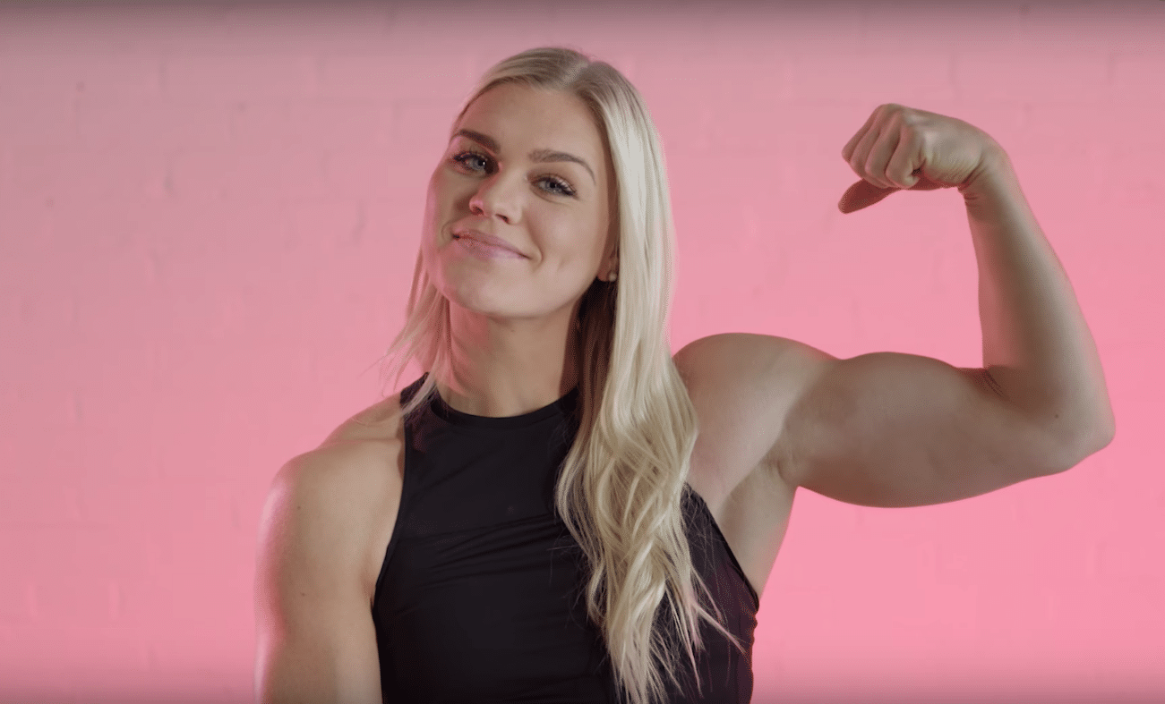 7 Things Not to Say to Katrin Davidsdottir on a Date - BarBend
