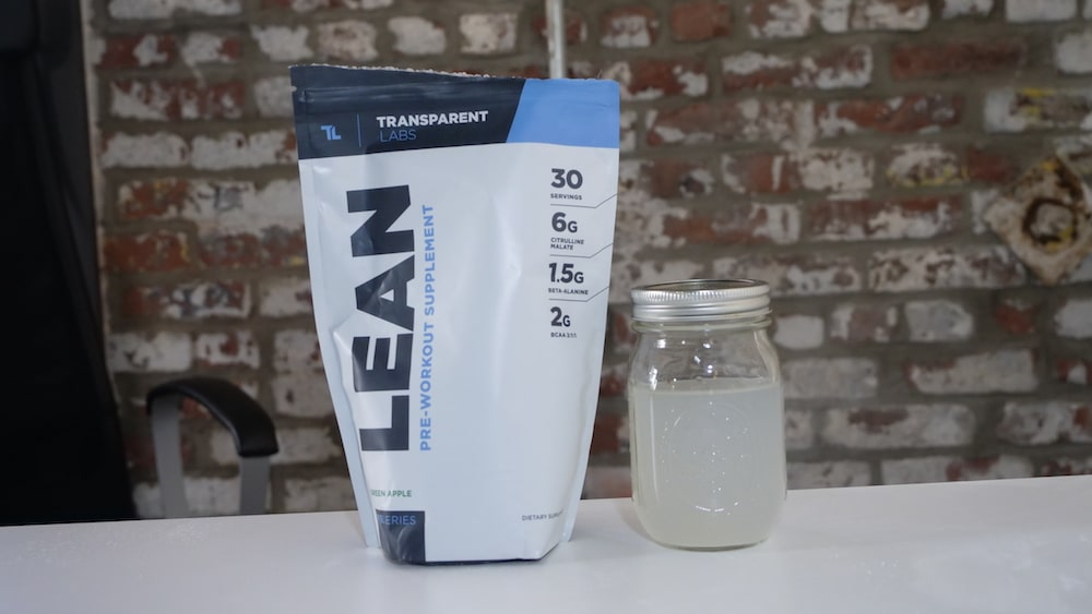 Transparent Labs LEAN Review