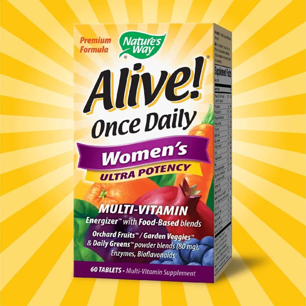 Alive Once Daily Women S Ultra Potency Review Barbend