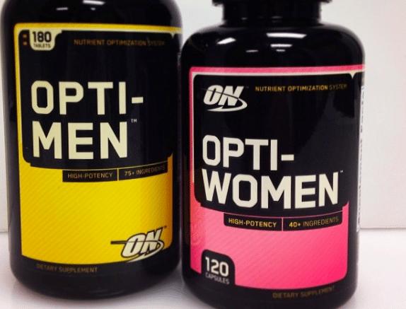 2058f078d Optimum Nutrition Opti-Women Multivitamin Review - BarBend