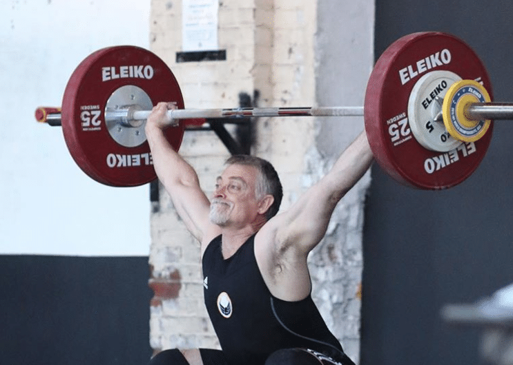 How to Start Olympic Weightlifting After 50 - BarBend