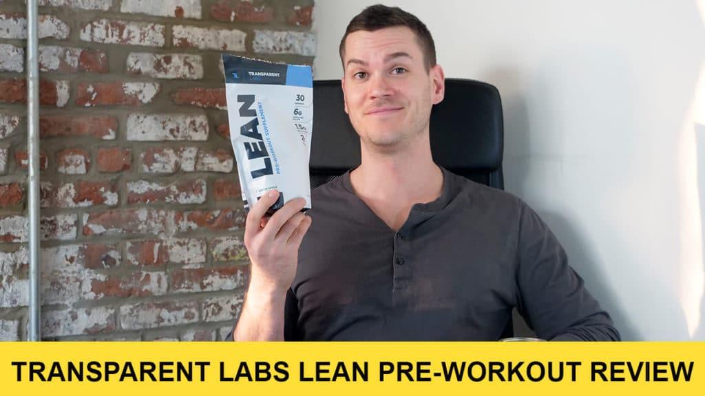 transparent labs bulk pre workout review