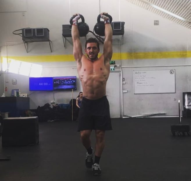Overhead Carries Exercise Guide