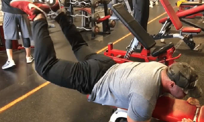 Reverse Hyperextension at Home/Without