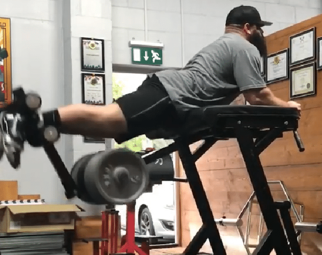 3 Benefits Of Reverse Hyperextensions Barbend